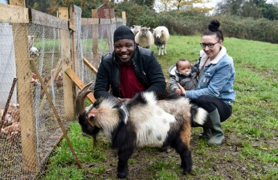 Eden Animal Centre under threat and appealing for support