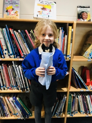 Ramsbury pupils make bat wraps to help Australian wildlife dying in fires